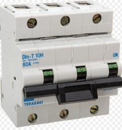 circuit breaker wiring diagram short circuit technology circuit component png [ 900 x 940 Pixel ]