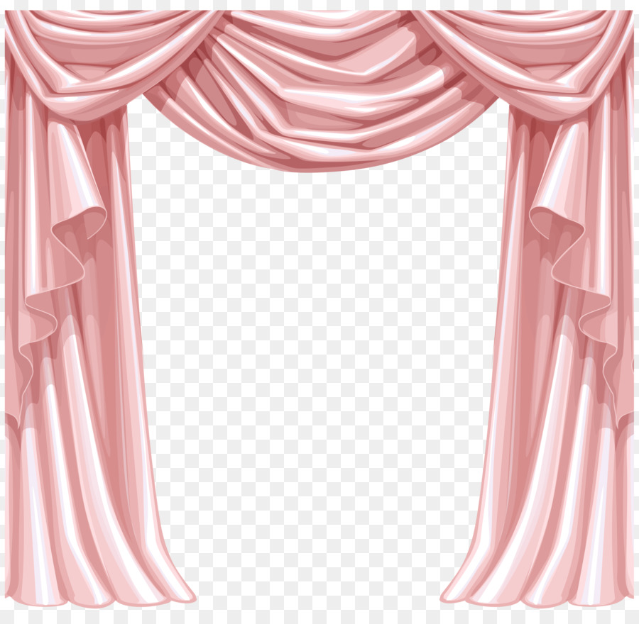 medium resolution of window curtain theater drapes and stage curtains pink interior design png