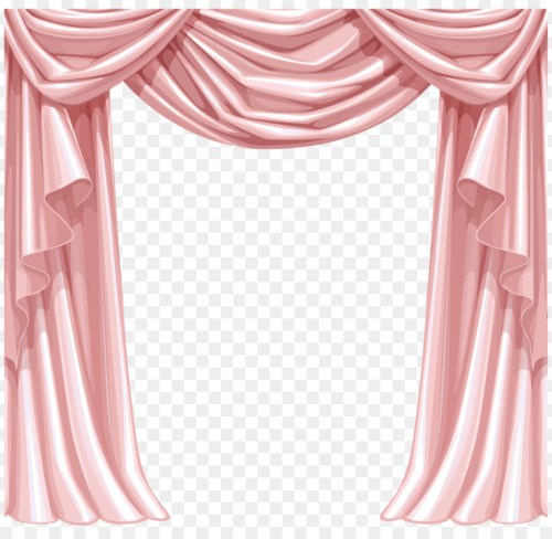small resolution of window curtain theater drapes and stage curtains pink interior design png