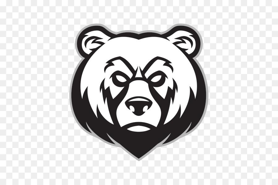 polar bear cartoon png