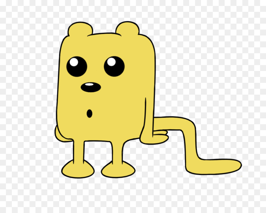 wubbzy yellow png download
