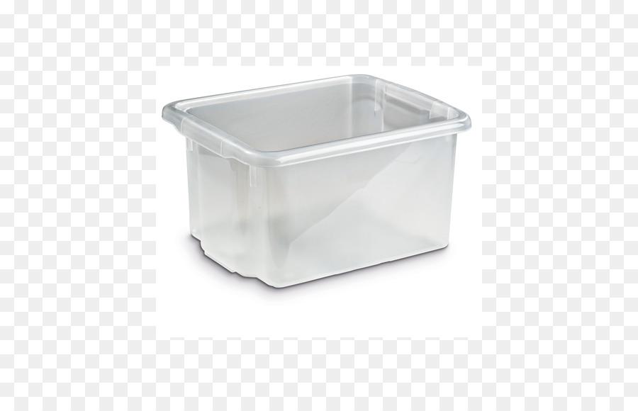 conteneurs de stockage des aliments litre pain pan de plastique bleu corbeille a papier