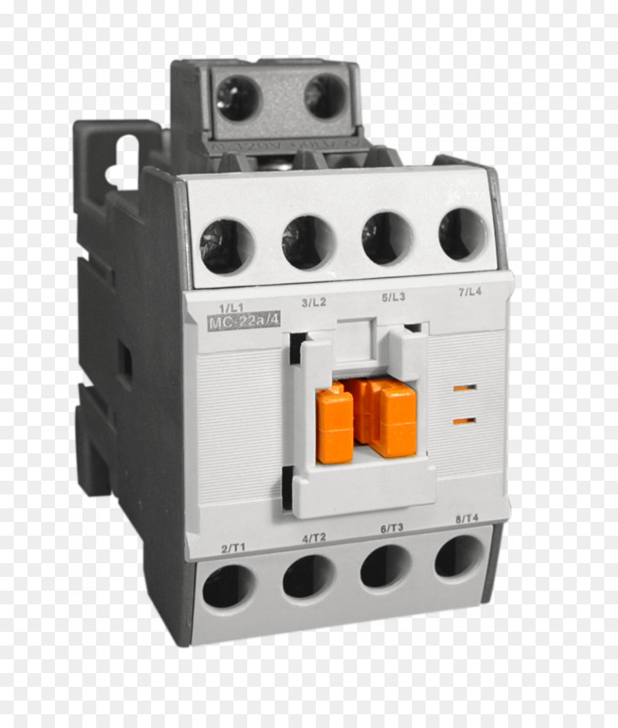 medium resolution of circuit breaker contactor wiring diagram electronic component technology png
