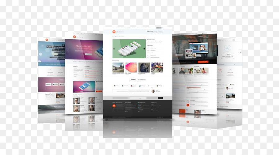 web design png download