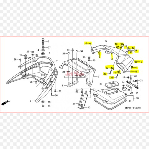 small resolution of honda pump jet personal water craft sea doo jet ski parts of the honda jet ski parts diagrams honda jet ski parts diagrams