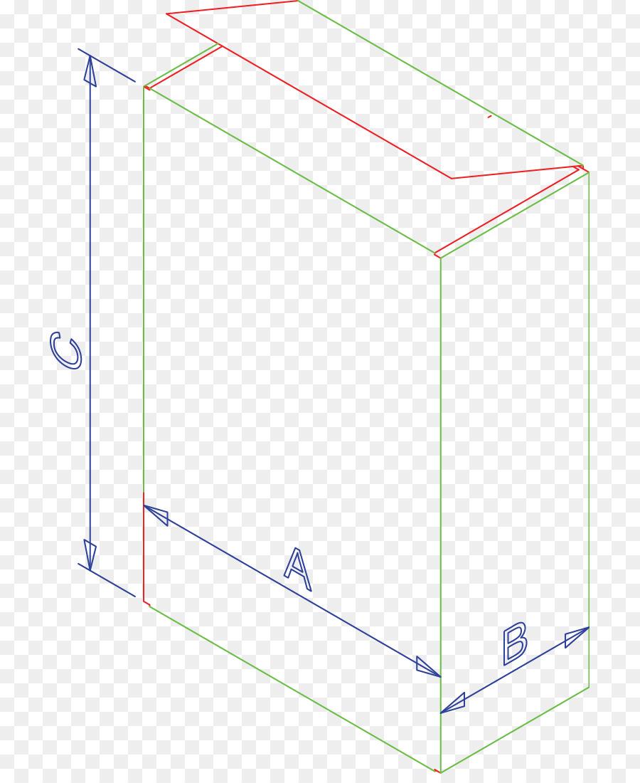 medium resolution of box length angle line area png