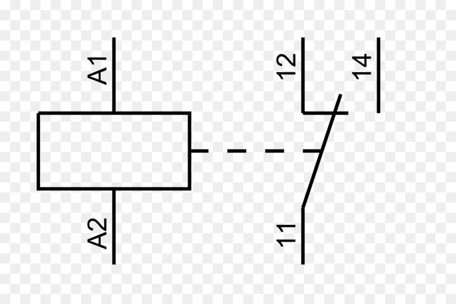 Electrical Wiring Diagram Symbols Relay