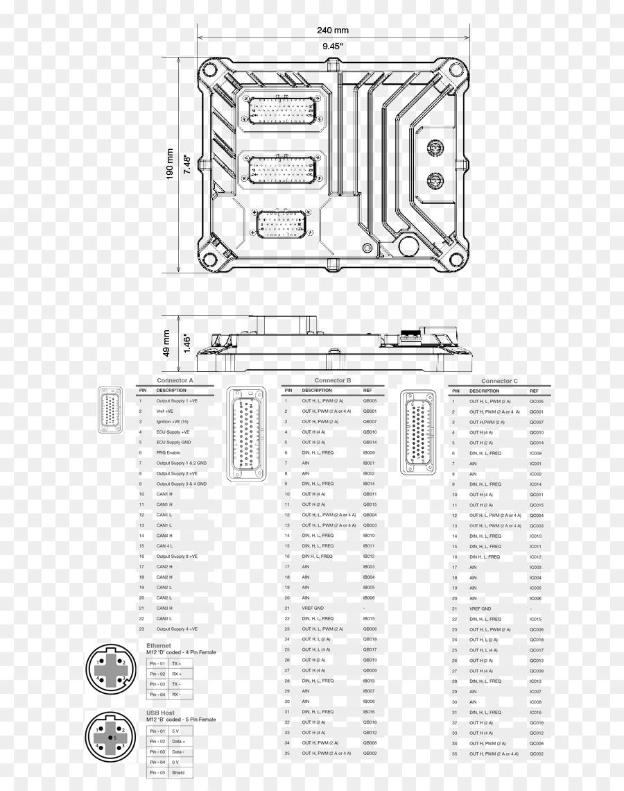 Schaltplan Technische Zeichnung