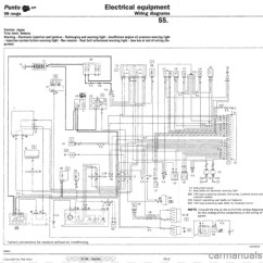 Smart Car Wiring Diagram Reading Aircraft Diagrams Fiat Panda System Trusted Online Simple Site