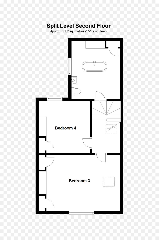 medium resolution of floor plan terenure house white black png