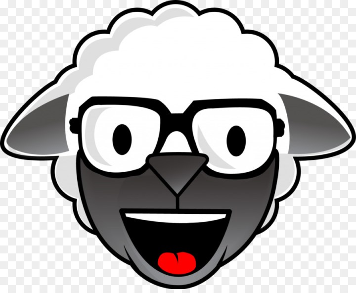 Cartoon Sheep Face | lairfan.org