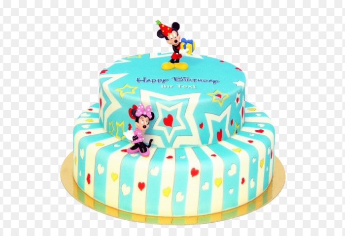 Mickey Mouse Minnie Mouse Birthday Cake Cake Decorating Mickey
