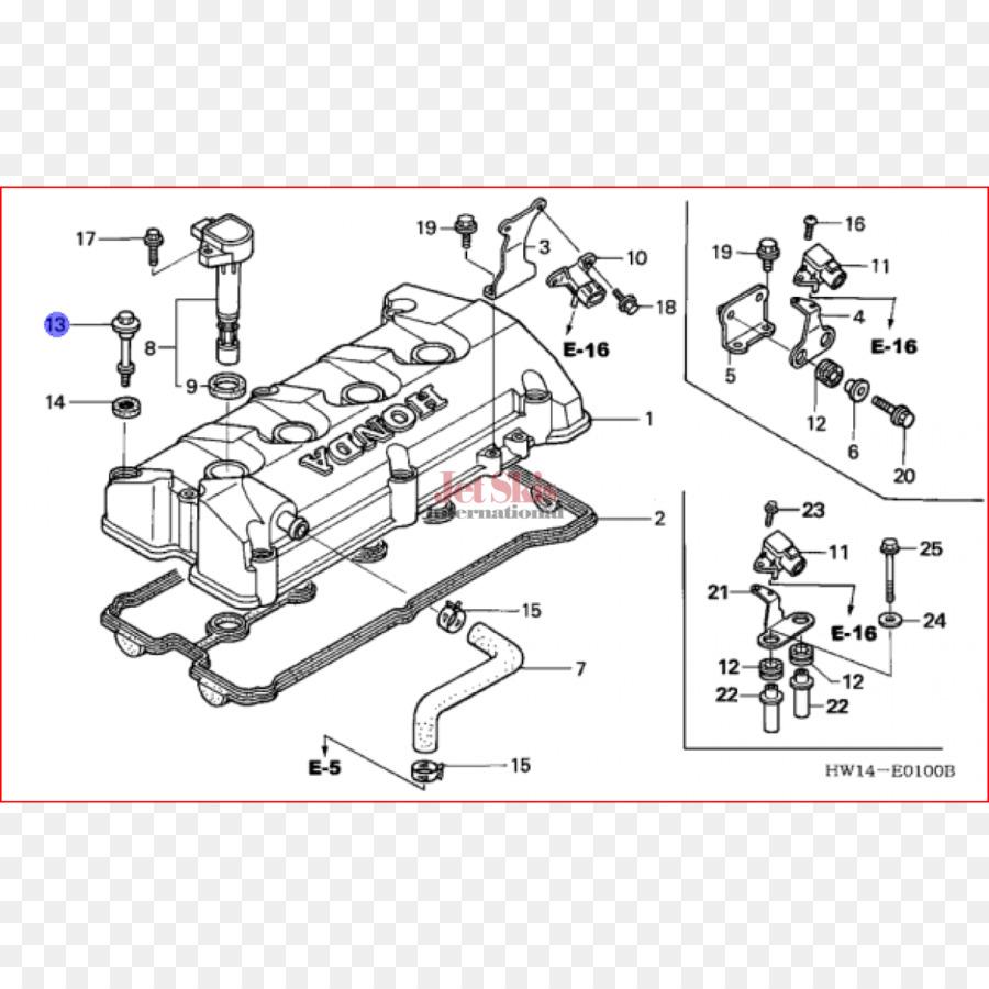 hight resolution of honda wiring diagram honda accord auto part drawing png
