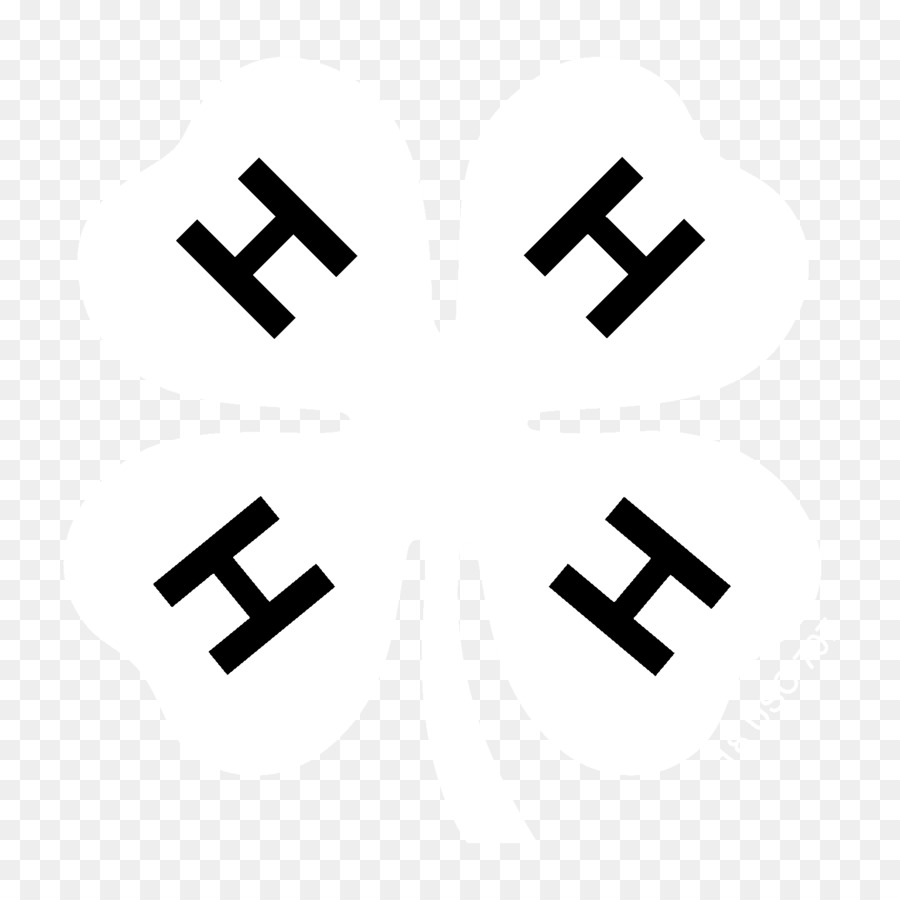 hight resolution of 4 h four leaf clover white clover logo clip art others png download 1440 1440 free transparent fourleaf clover png download
