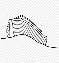 noah s ark bible drawing coloring book ausmalbild arca de noe png download 1000 1000 free transparent bible png download  [ 900 x 900 Pixel ]