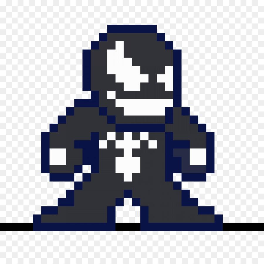 medium resolution of carnage pattern spider man bead pixel art assassin s creed