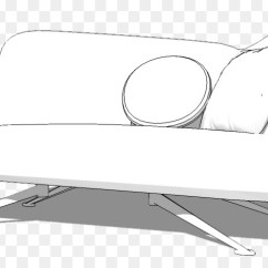 Chair Design Sketchup Chairs For Dining Room Tables Couch Bed Autodesk 3ds Max Sofa Texture Png Download