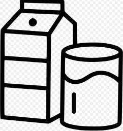 milk milk carton kids carton black and white line png [ 900 x 980 Pixel ]