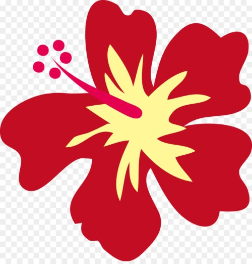 small resolution of cuisine of hawaii luau hawaii flower flowering plant png