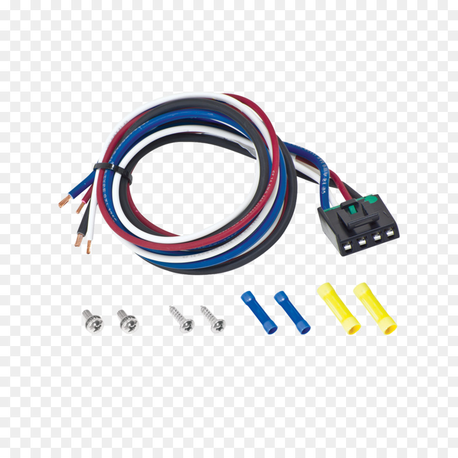 medium resolution of trailer brake controller cable harness wiring diagram cable networking cables png