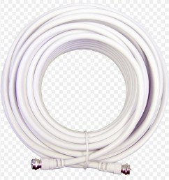 coaxial cable f connector electrical connector purple cable png [ 900 x 920 Pixel ]