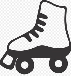 quad skates roller skating ice skating footwear white png [ 900 x 940 Pixel ]