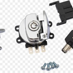 Harley Davidson Ignition Key Number Clarion Wiring Diagram Saddlebag Car Motorcycle Switch