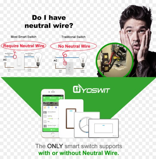 small resolution of light switches electrical wires cable ground and neutral text technology png