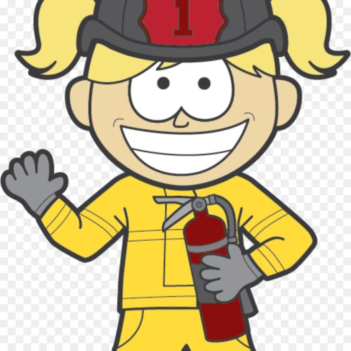 small resolution of fire safety safety fire yellow cartoon png