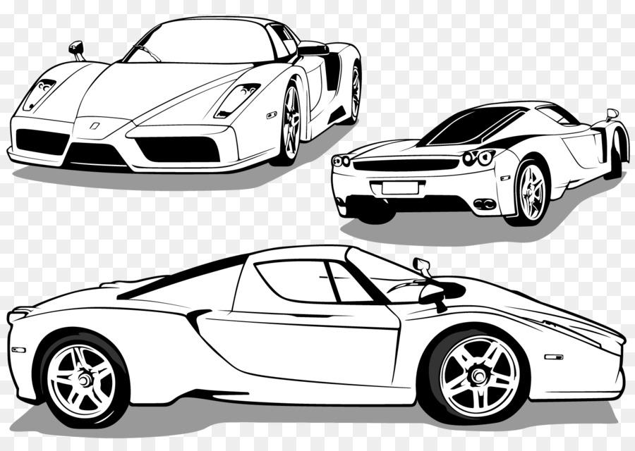 cartoon car png download