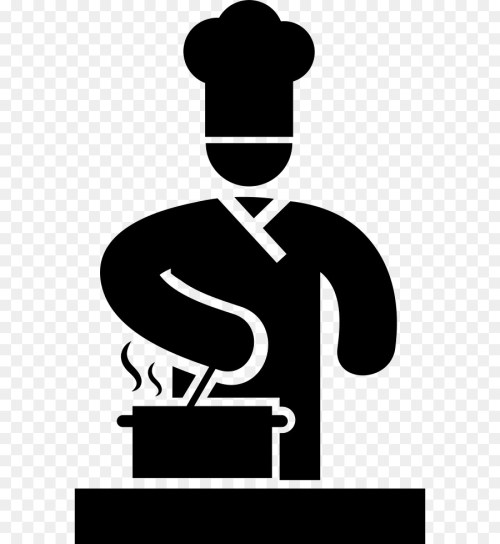small resolution of chef cooking culinary arts logo png