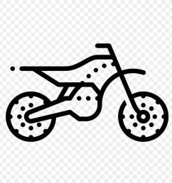 motorcycle bicycle motocross vehicle line art png [ 900 x 900 Pixel ]