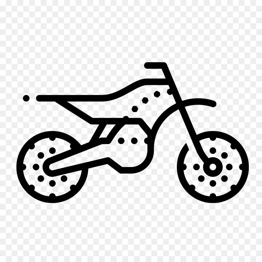 hight resolution of motorcycle bicycle motocross vehicle line art png
