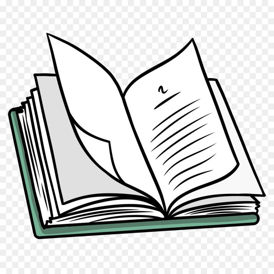 hight resolution of line art art book leaf png