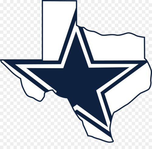 small resolution of dallas cowboys nfl american football line art star png