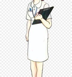 nursing school nursing hat cartoon standing png [ 900 x 1680 Pixel ]