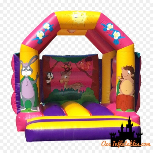 small resolution of inflatable inflatable bouncers castle bounce house png