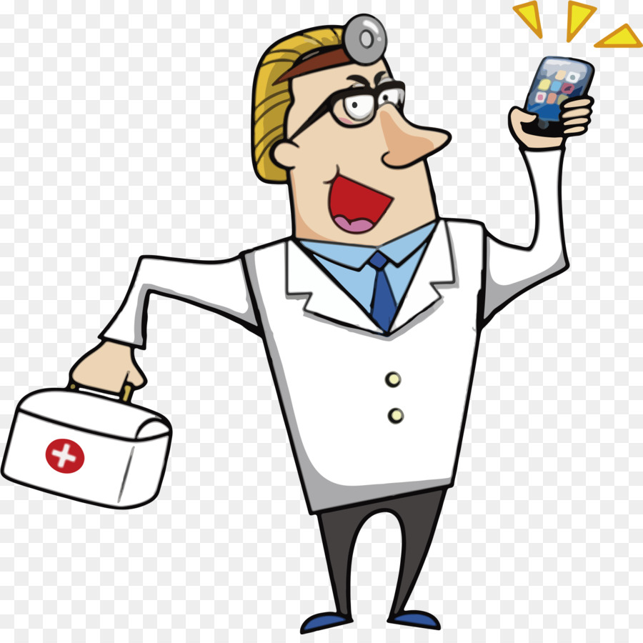 medium resolution of first aid physician cartoon pleased png
