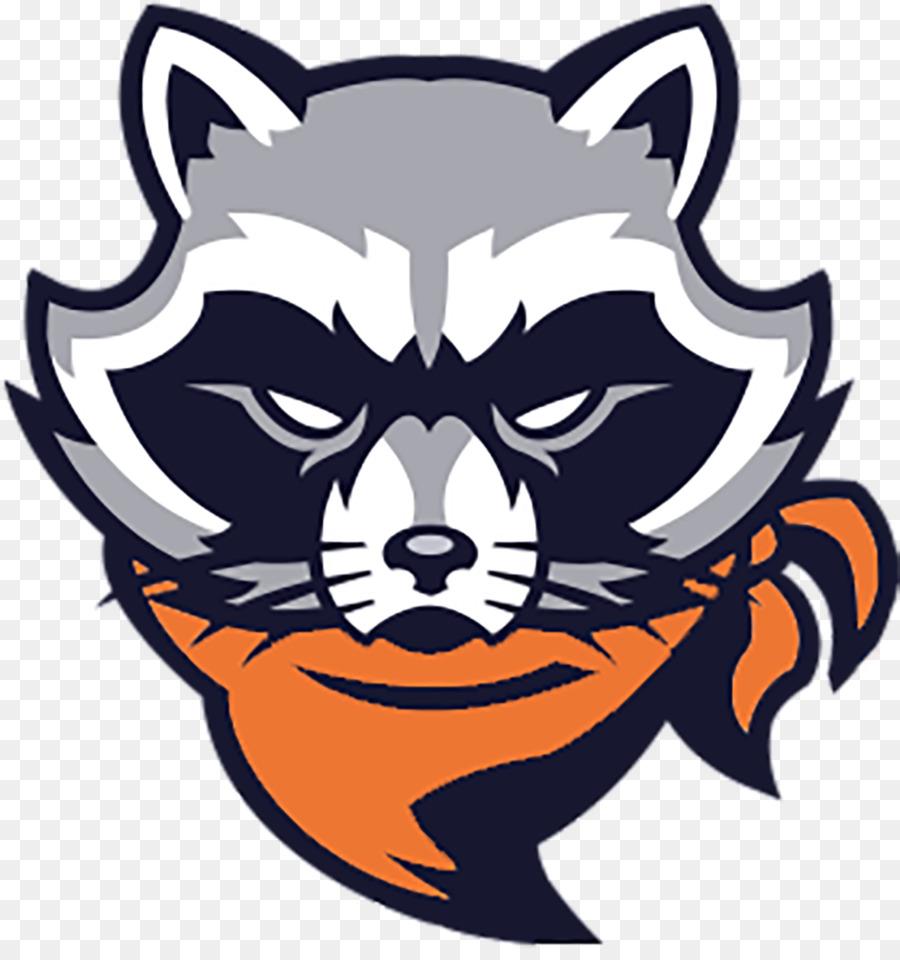 hight resolution of logo mascot american football head felidae png