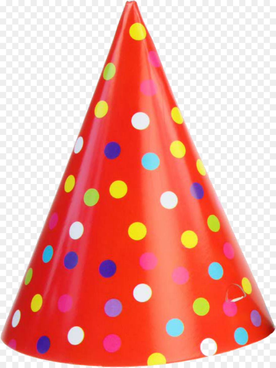 hight resolution of party hat birthday hat cone png