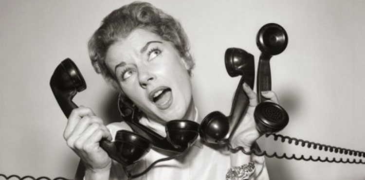 Bought a New Phone System