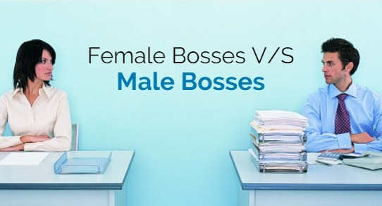 Female Bosses