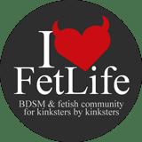 I (heart) FetLife: BDSM & Fetish Community for Kinksters, by kinksters