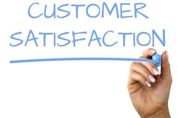Customer satisfaction at same day banners houston