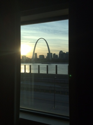Hotel View of St. Louis