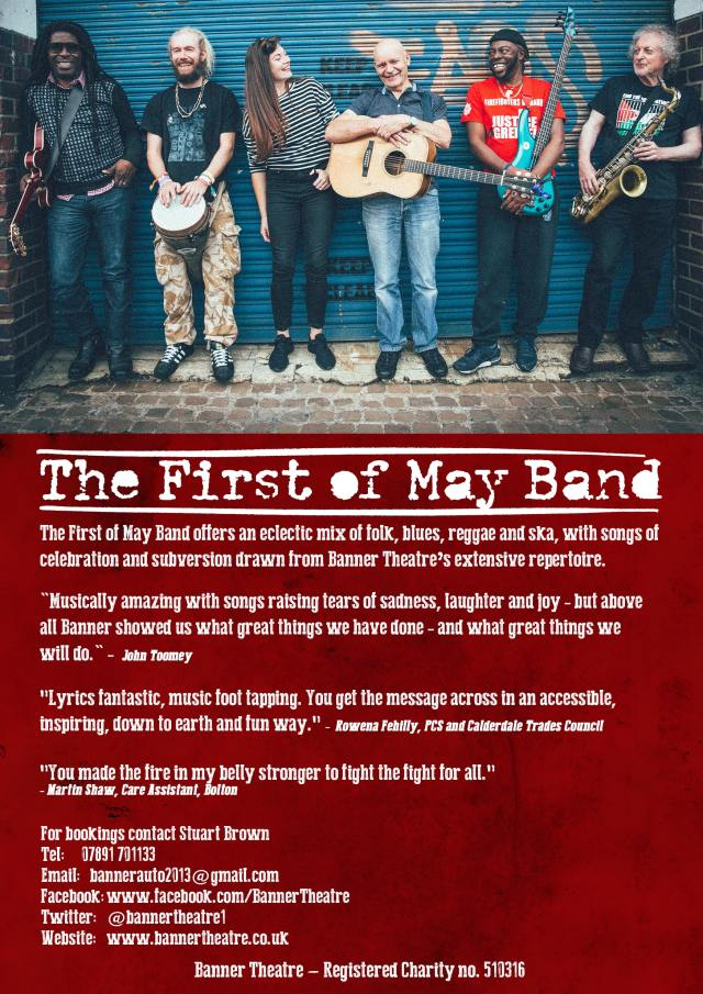 The First of May Band