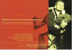 Banner Theatre 30th Anniversary event, 8-9 April 2005