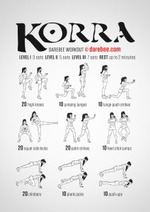anime workouts bannet s