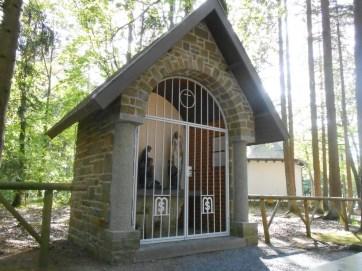 Banneux - Chapelle des 7 saints fondateurs des Servites de Marie