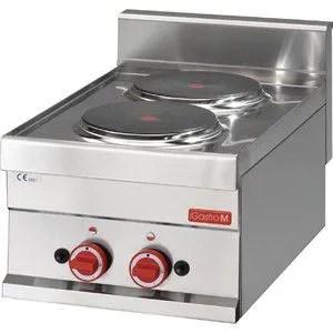 Cocina elctrica 2 placas  Global Ecommerce